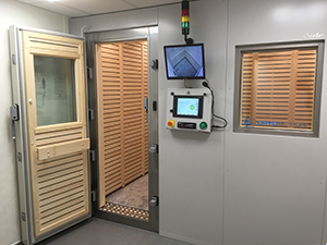 Fixed Cryotherapy Chamber
