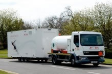 Mobile Cryotherapy Chamber