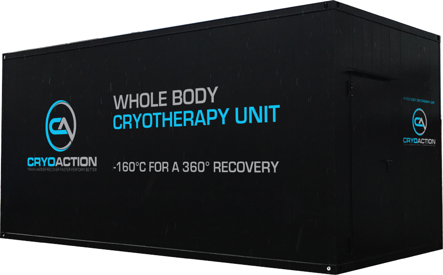 CryoAction launches rental cryotherapy chamber fleet
