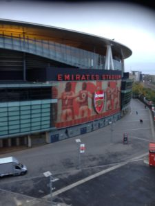 Arsenal FC Emirates Stadium London