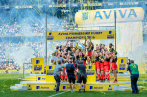 Saracens 2016 success image by Takaimages (via Shutterstock).