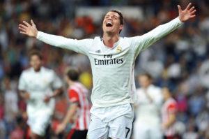 Cristiano Ronaldo celebrities image by Marcos Mesa Sam Wordley (via Shutterstock).