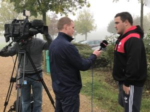 Saracens highlight use of CryoAction cryotherapy chamber on Sky Sports News