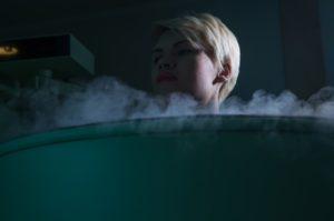 cryotherapy vs. ice baths