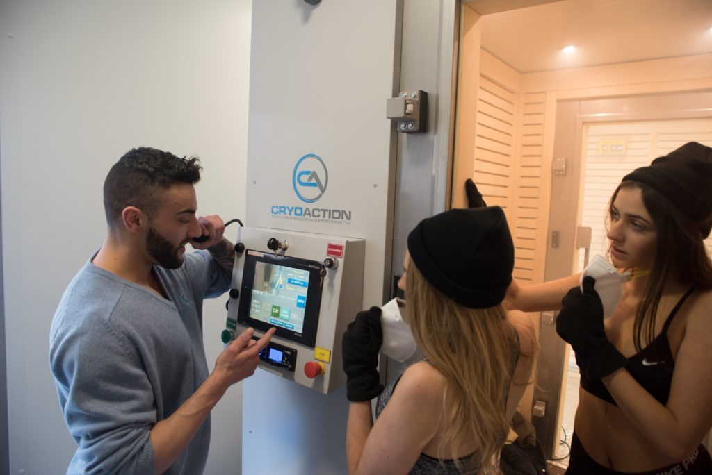 Science of cryotherapy