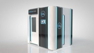 CryoAction CryoCube single person cryotherapy unit