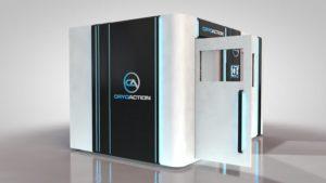 CryoAction CryoSolo Cryotherapy unit