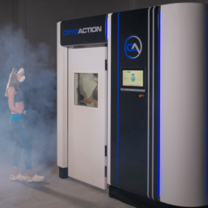 How Does A Cryotherapy Chamber Work | CryoAction