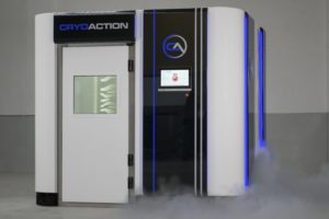 cryotherapy chamber treatment