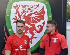 Cryotherapy for Welsh team