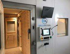 CryoAction cryotherapy unit