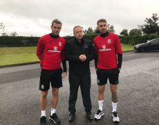 CryoAction for Wales football team