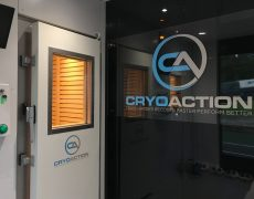 CryoAction cryo therapy