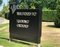 Watford FC training ground