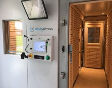 CryoAction cryotherapy centre
