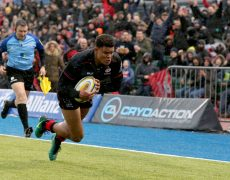 CryoAction at Saracens Sale