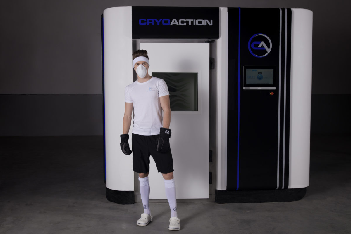 5 Reasons to Add Cryotherapy to Your Fitness Regime
